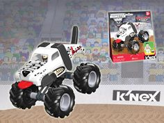 Monster Mutt  Dalmatian Building Set  $8.99