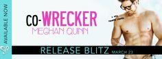 Release Blitz   Review - Co-Wrecker by Meghan Quinn