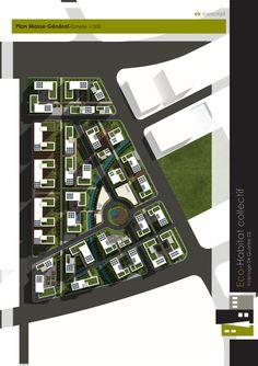 ekconcept - Master plan - Algeria Landscape Design Plans, Landscape Architecture Design, Architecture Plan, Architecture Student Portfolio, Masterplan Architecture, Urban Design Concept, Site Plans, Parking Design, Master Plan