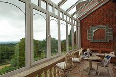 A Late Victorian Country Home in Surrey - Slide Show - NYTimes.com. Love the conservatory.