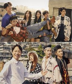 'The Best Shot' drops b-cuts from their poster filming set with Yoon Si Yoon, Kim Min Jae, and Asian Actors, Korean Actors, The Best Hit Kdrama, K Drama, Drama 2016, Yoon Shi Yoon, Age Of Youth, Korean Drama Movies, Korean Dramas
