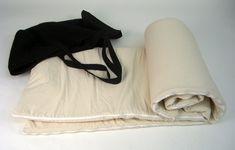Bean Products, Inc.: Thai Massage Mat (organic) Travel Kit