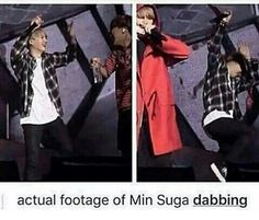 Tae what have you done to Yoongi? xD