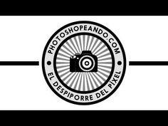 [628] Colocar texto a lo largo de una circunferencia en Photoshop - YouTube