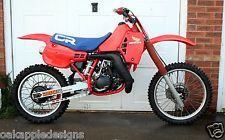 Honda CR 250 RE 1984