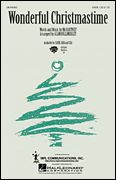 Wonderful Christmastime, Secular Christmas Choral - Hal Leonard Online