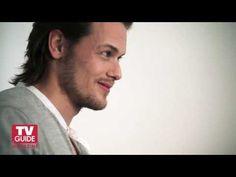 ▶ Outlander! Sam Heughan! Caitriona Balfe! TCA 2014! - YouTube