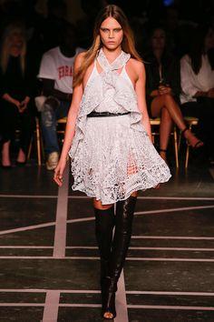 ☆ Cara Delevingne | Givenchy | Spring/Summer 2015 ☆ #Cara_Delevingne #Givenchy #Spring_Summer_2015 #Catwalk #Model #Fashion #Fashion_Show #Runway #Collection