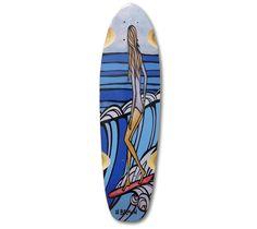 California Dreamin Skateboard - 2016 Limited Release