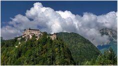 Schloss Hohenwerfen, Austria
