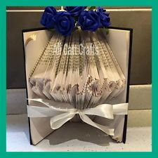 Thank You - Book folding pattern