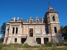 abandoned mansion #25 by hugojcardoso, via Flickr