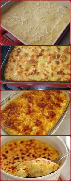 Healthy Weight Gain, Crockpot Dishes, Sin Gluten, Soul Food, Macaroni And Cheese, Food And Drink, Favorite Recipes, Creme, Cooking
