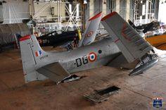 France's Flying Warbirds Douglas AD4N Skyraider.