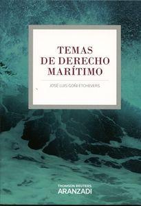 Imagen de Temas de derecho marítimo