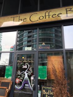 The Coffee Bar - Front St. Toronto - 2016