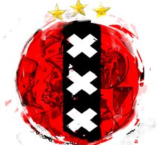 AJAX AMSTERDAM design by Michiel Wilman
