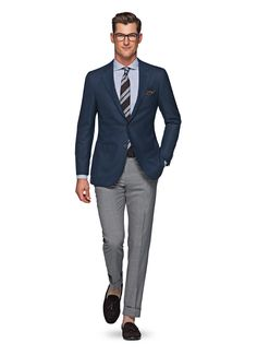 Suitsupply Jackets: We couldn't be more proud of our tailored jackets. Havana, Tailored Jacket, Suit Jacket, Uni, Suit Supply, Tuxedo Suit, Facon, Smart Casual, Mens Suits