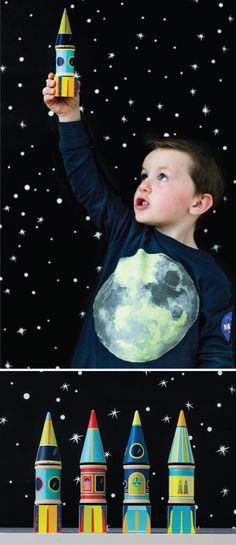 New space themed products from Caravan Shoppe! | Swap-It Rocket