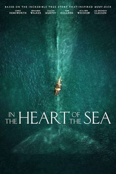 Watch In the Heart of the Sea (2015) Full Movie Online Free