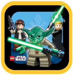 LEGO Star Wars Small Paper Plates 8ct -- You can find more details by visiting the image link.