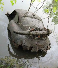 rusted porsche - ouch     ........................................................ Please save this pin... ........................................................... Because for real estate investing - Visit!  http://OwnItLand.com