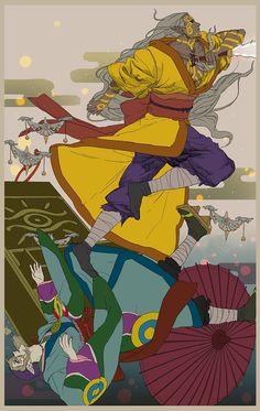 Mononoke Anime, Mononoke Cosplay, Manga Art, Manga Anime, Anime Art, Me Me Me Anime, Anime Guys, Cartoon As Anime, Japan Tattoo