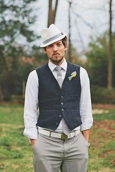 18 Vintage Men's Wedding Attire For Themed Weddings