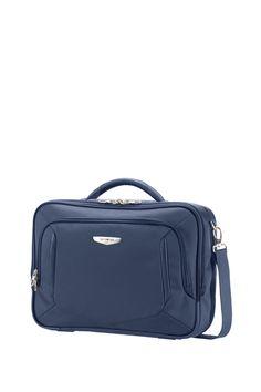 X'Blade 2.0 Dark Blue Laptop Shoulder Bag #Samsonite #XBlade #Travel #Suitcase #Luggage #Strong #Lightweight #MySamsonite #ByYourSide