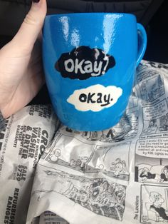 The Fault in Our Stars   Community Post: 13 Awesome Literary Mugs That Will Make Any Word Nerd's Morning Brighter