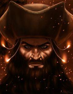 Blackbeard ~