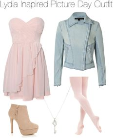 Surger  or spice hear is a pretty sweet girly outfit for you