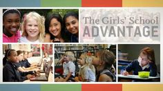 The Girls' School Advantage: By The Numbers 2015