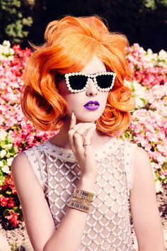 Grace by Cara O'Dowd for Fashion Gone Rogue