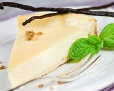 Tarte au fromage blanc simple