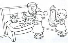7 Mejores Imágenes De Habitos De Higiene Habitos De