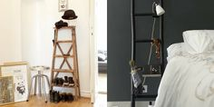 Escaleras viejas para decorar, ideas creativas que cambiaran el aspecto de tu casa
