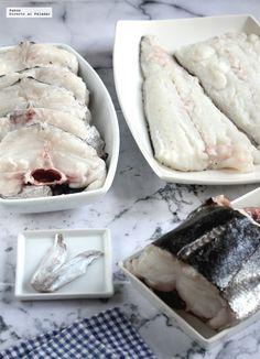 33 recetas rápidas, fáciles y deliciosas de pescado para cenas ligeras Fresco, Food And Drink, Cheese, Fish, Meat, Gastronomia, Hake Recipes, Fast Recipes, Vegetarian Food