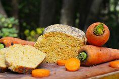 recetas-pan-casero-betarraga-zapallo-zanahoria-aji-albahaca-cherrytomate-19 Carrot Seeds, Yeast Bread, Empanadas, Grill Pan, Pain, Deli, I Foods, Food Styling, Cravings