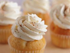 Tres Leches Cupcakes Recipe : Food Network - FoodNetwork.com  BUT with this icing http://www.foodnetwork.com/recipes/tres-leches-coconut-cupcakes-with-dulce-de-leche-buttercream-recipe.html