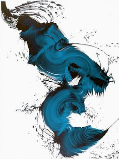 James Nares Paintings are amazing!