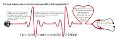 POR QUE PRESCREVER O TESTE FARMACOGENÉTICO ANTICOAGULANTES? by gntech via slideshare