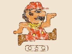 Egyptian Mario tshirt