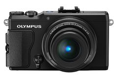 Olympus XZ-2 sympathique ce compact expert !