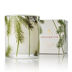 Thymes Frasier Fir Pine Needle Candle *** Click image for more details.