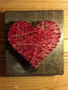 Image detail for -Heart String Art by ~SimplyThreaded on deviantART