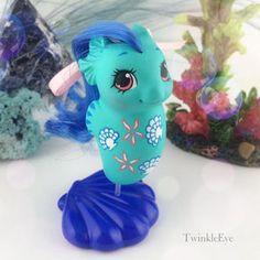 My Little Pony Baby Sea Pony Sea Flower custom made by TwinkleEye ...