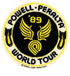 Powell Peralta World Tour