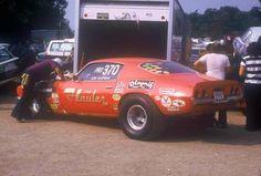 Vintage Drag Racing - Pro Stock - The Hauler