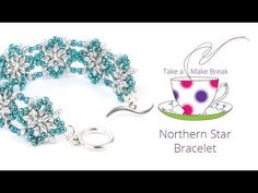 Northern Star Bracelet | Take a Make Break with Beads Direct